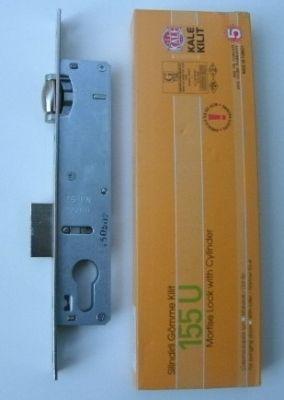 """Брава за алуминиева дограма """"KALE"""" на 20 мм. с ролка"""