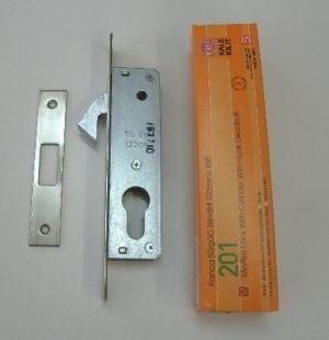 """Брава за алуминиева дограма """"KALE"""" на 20 мм. за плъзгаща врата"""
